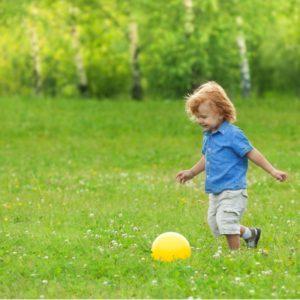 kicking-ball