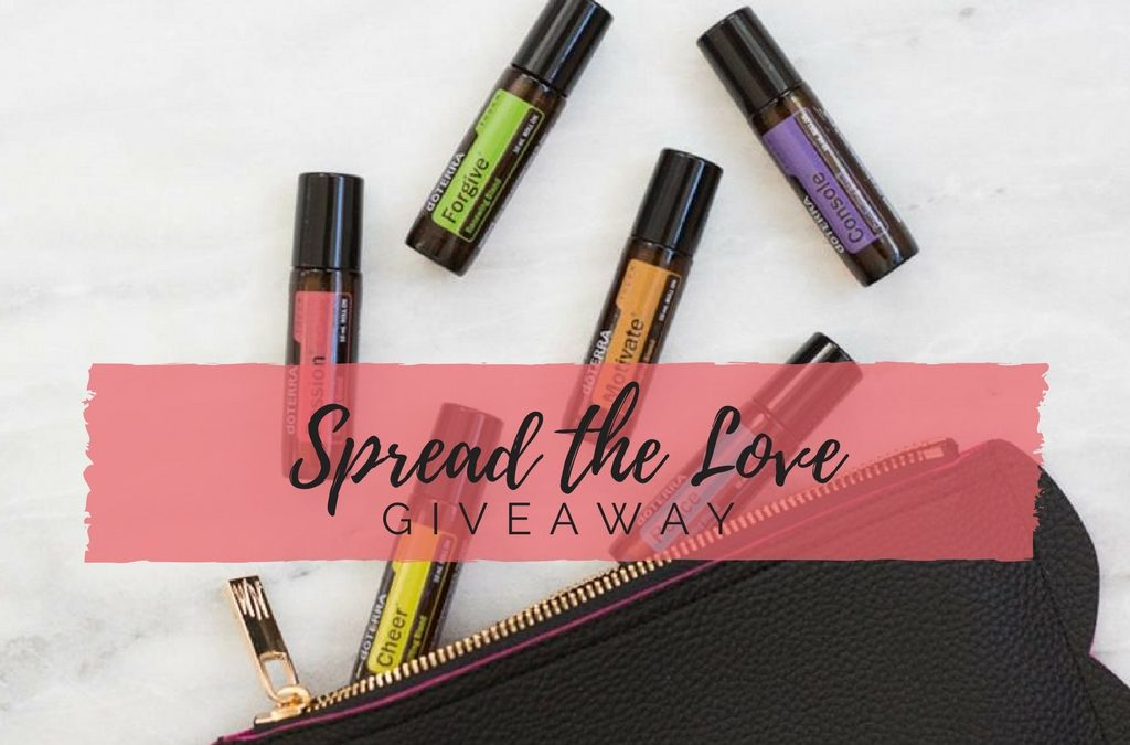 Spread the Love Giveaway